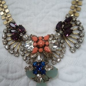 STUNNING Statement NECKLACE By J CREW
